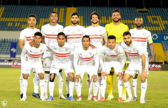 تشكيل الزمالك المتوقع لمباراة طلائع الجيش في الدوري المصري