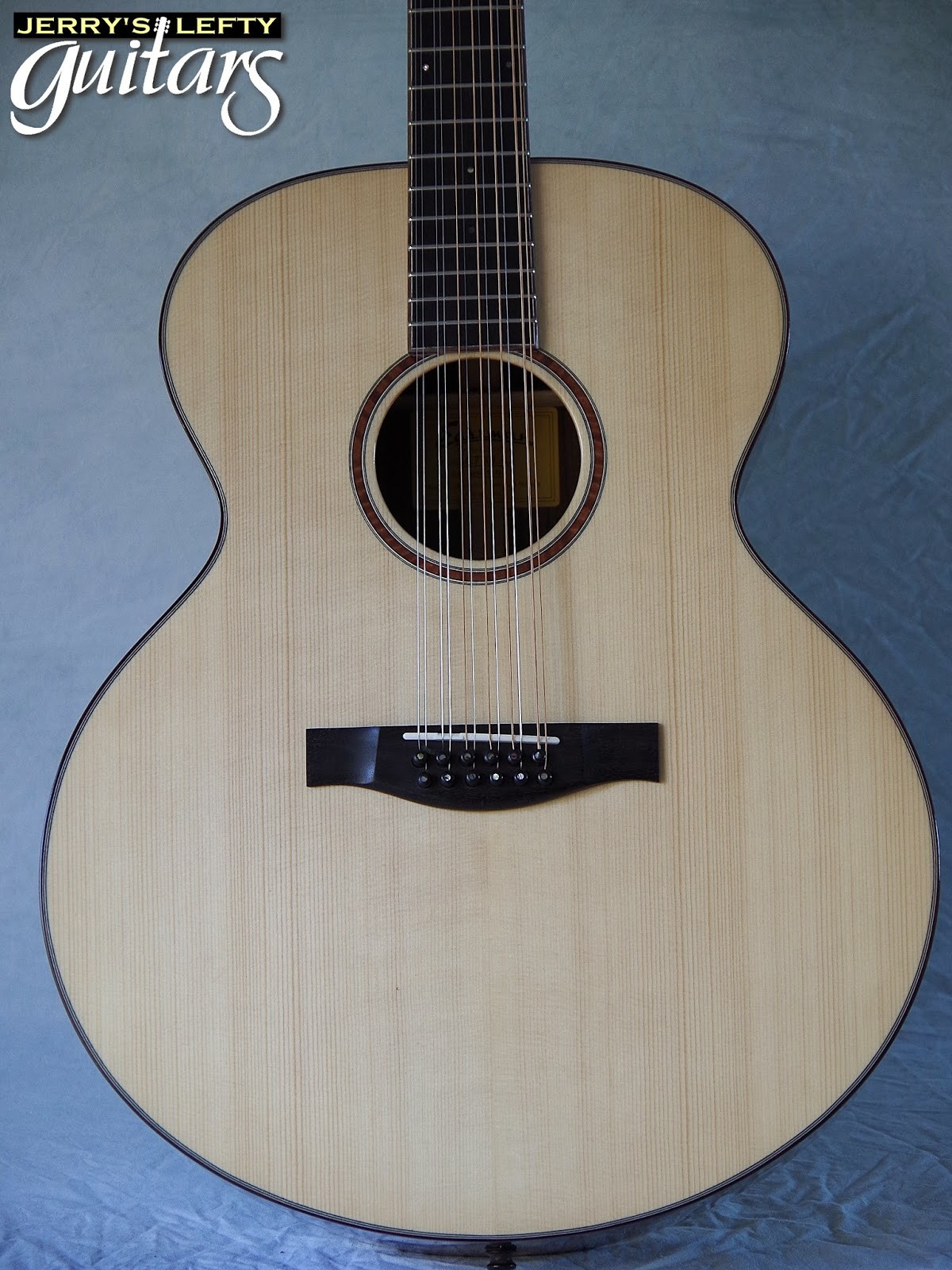 jerry 39 s lefty guitars newest guitar arrivals updated weekly eastman ac730 12 string left. Black Bedroom Furniture Sets. Home Design Ideas