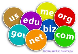 Istilah domain dan macamnya