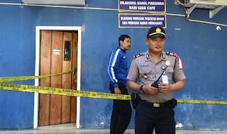 Aksi Koboy Pengunjung Hay kafe, Berujung Urusan Dengan Polisi