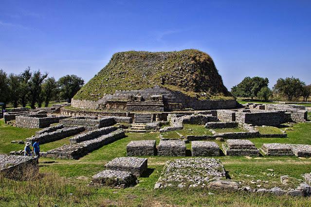 Pakistan World Heritage Site - Taxila University