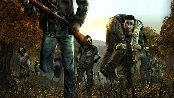 The Walking Dead Complete First Season PC Full Version Screenshot 2