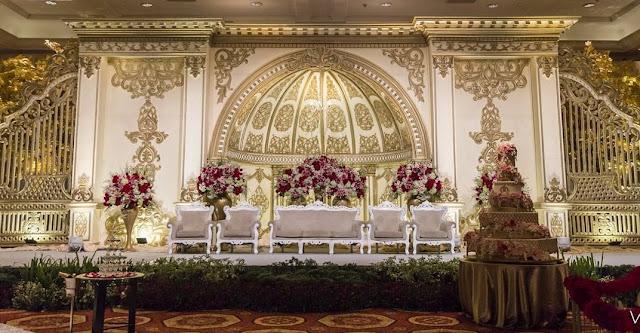 contoh dekorasi pernikahan sederhana jakarta