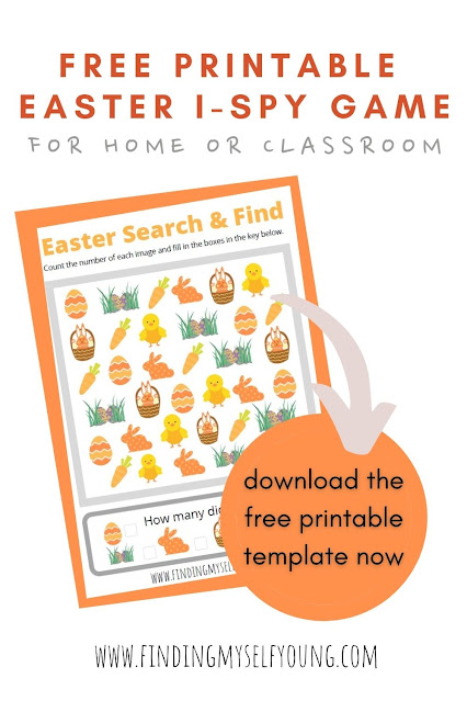 download free easter i-spy printable from Finding Myself Young