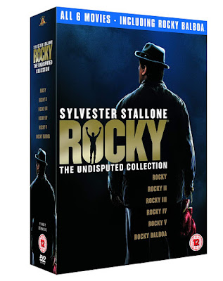 Fox Heroes Rocky complete collection box set
