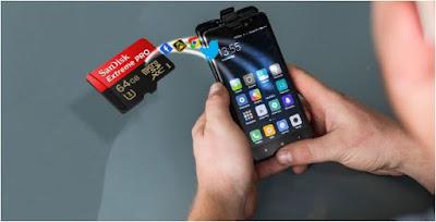 طريقة, استخدام, بطاقة, SD, كوحدة, تخزين, داخلية, على, اندرويد