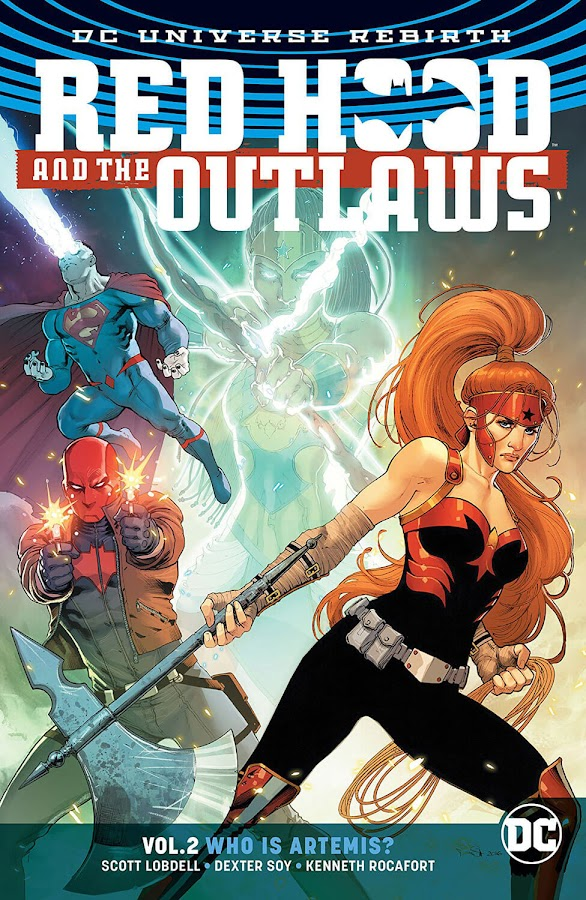 red hood and the outlaws dc rebirth