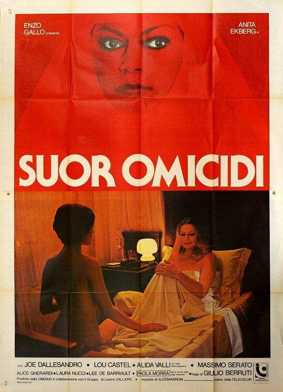 Killer Nun movie poster