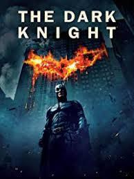 the dark knight-highest rated imdb movies 2019