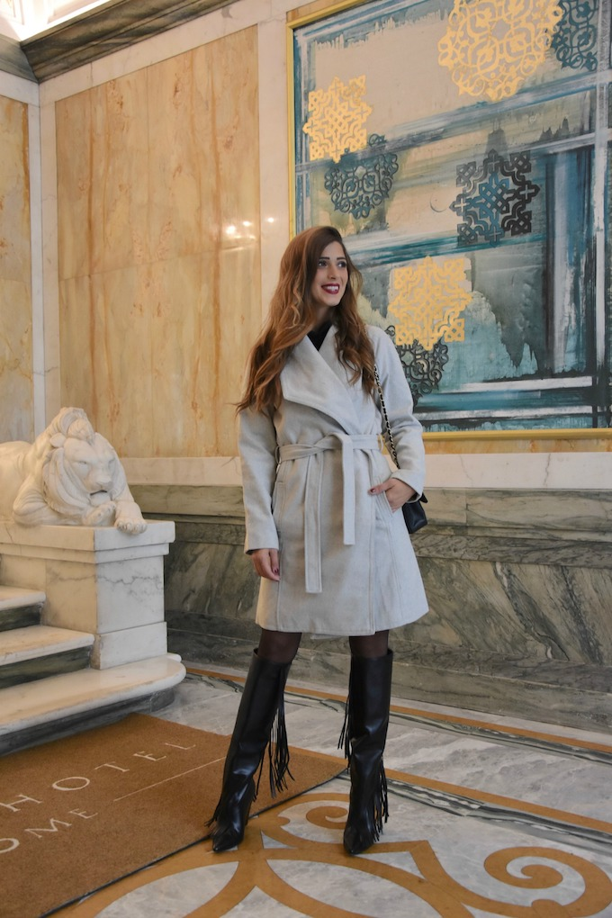 Cappotto a Vestaglia: must have inverno 2018