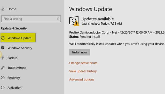 4 أشياء يجب القيام بها بعد التثبيت أو الترقية إلى ويندوز Windows 10