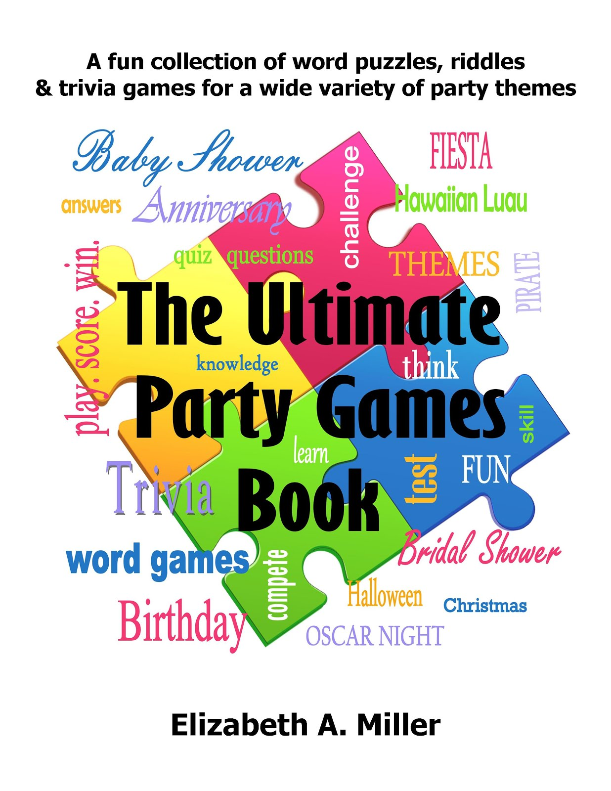 The Ultimate Party Games Book