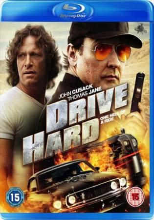 Drive Hard 2014 BluRay 900MB Hindi Dual Audio 720p Watch Online Full Movie Download bolly4u