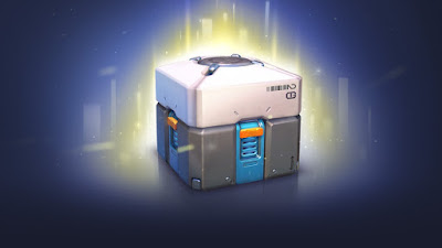 cajas de botín overwatch