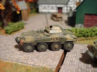 Sd Kfz 234/1 Armoured Car