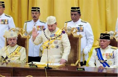 Sultan Kelantan Sultan Muhammad V Dipilih Yang di-Pertuan Agong Ke-15