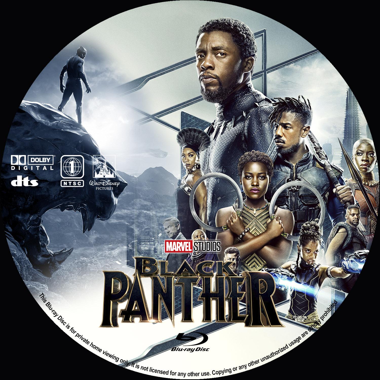 Black Panther Bluray