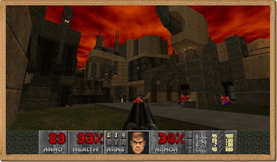 Doom 2 PC Games Gameplay