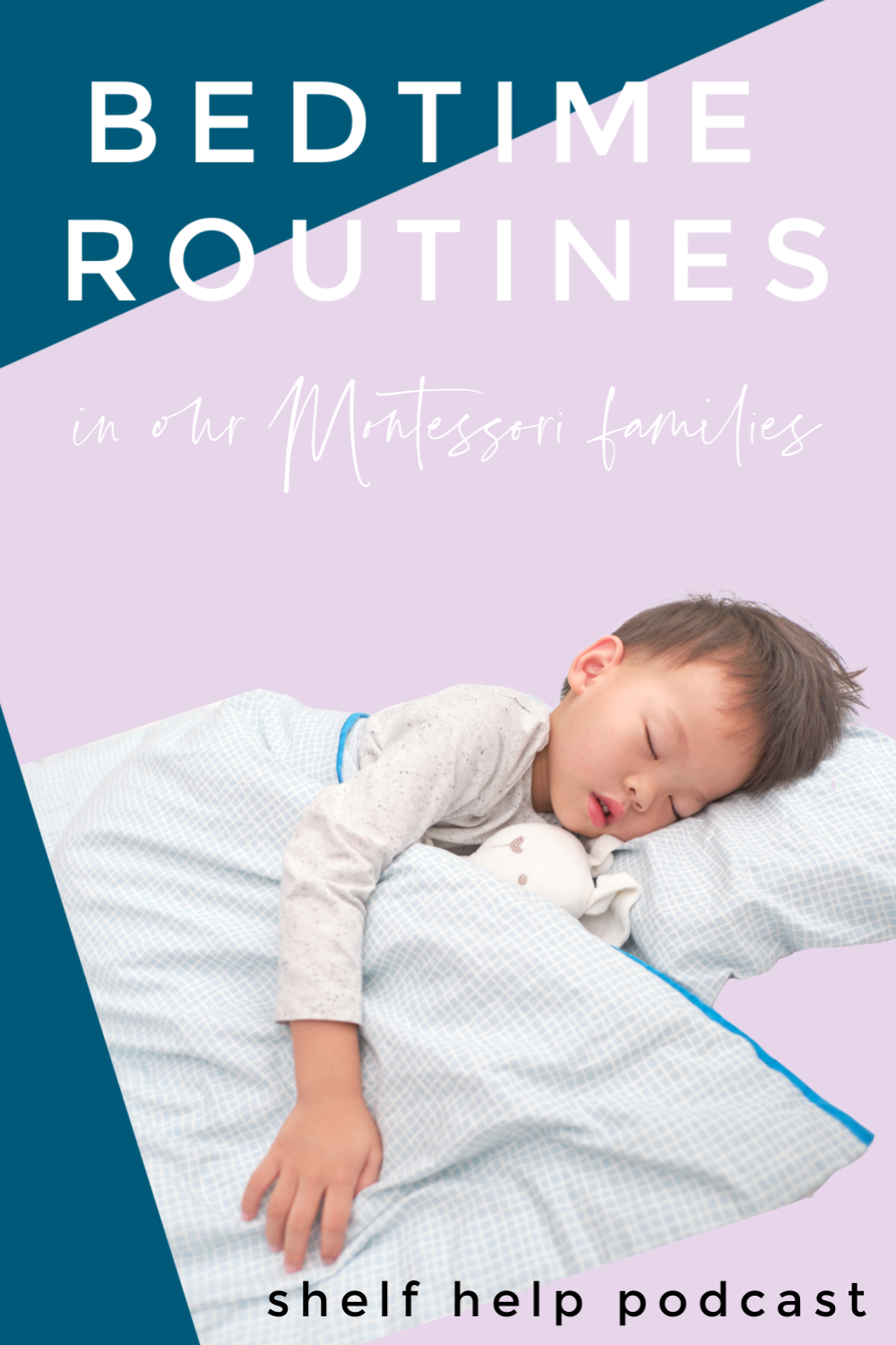 In this parenting advice podcast, we address bedtimes and sleep in our Montessori families. These tips help balance independence and our sleep needs.