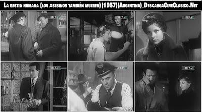 La bestia humana (los asesinos también mueren) - Cine clásico argentino,