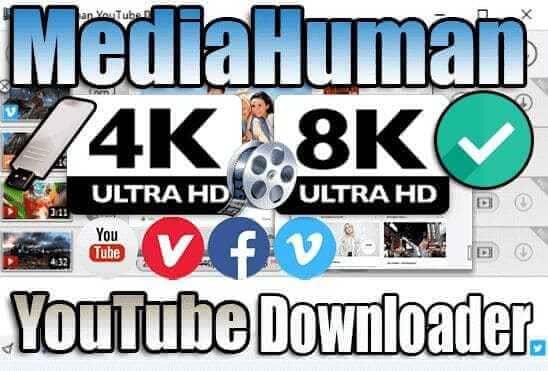 تحميل برنامج MediaHuman YouTube Downloader Portable نسخة محمولة مفعلة اخر اصدار