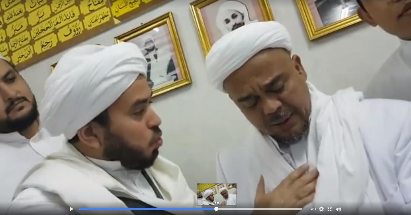 Izin Tinggal Habis, Rizieq Bisa Dibui 6 Bulan di Saudi