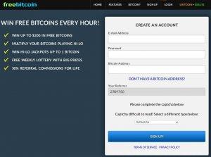 Tambang bitcoin gratis