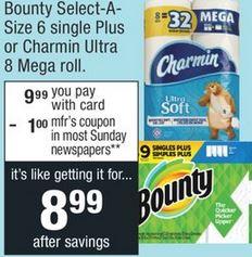Charmin & Pantene CVS Coupon Deal 2-23-2-29
