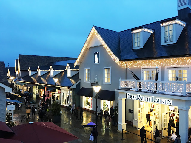 Bicester Village Outlet Oxford Review