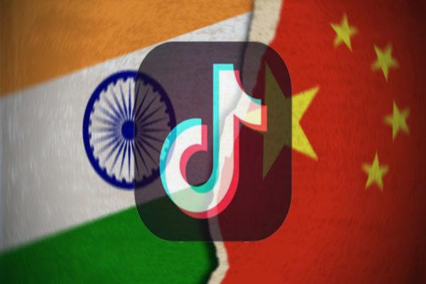 الهند تحظر عشرات التطبيقات الصينية و على رأسها TikTok