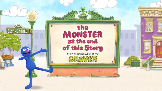 Sesame Workshop's First-Ever Animated Sesame Street Special 'The Monster at the End of This Story' Launches On HBO Max On October 29