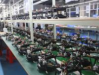 TOVSTO Aegean Quadcopter Manufacturing
