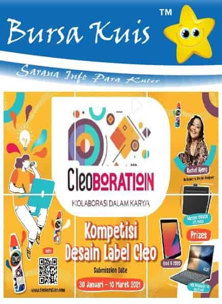 Lomba Design Logo Terbaru Berhadiah Laptop
