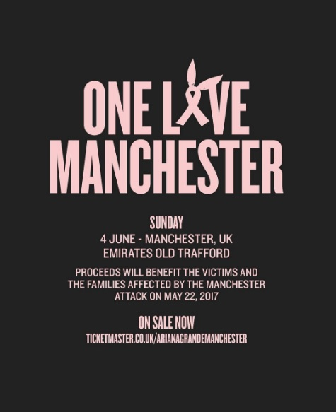 """One Love Manchester"" Ariana's Show Dedicated to the Affected One in Manchester Att@ack"