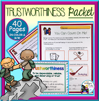 Trustworthiness Character Education