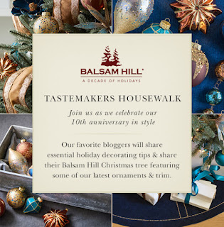 ~Our Christmas tree with Balsam Hill~{& giveaway}