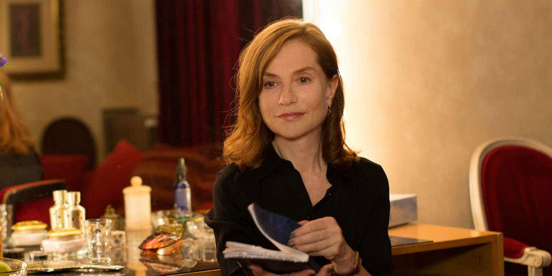 REINVENTING MARVIN isabelle huppert