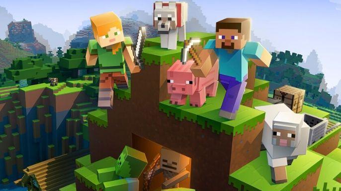 Minecraft (mobile e desktop)