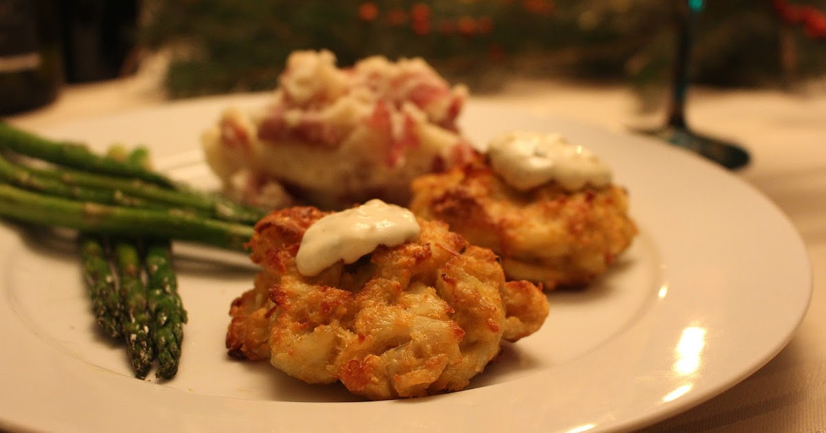 Mary Ellen's Cooking Creations: Jumbo Lump Crab Cakes with ...