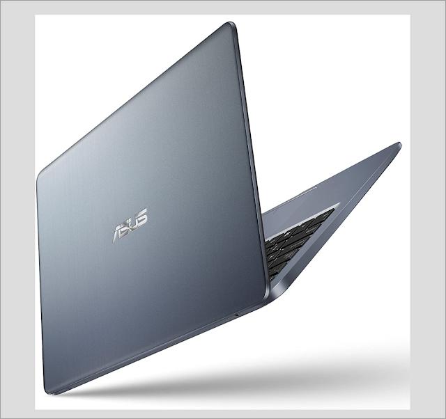 Ordenador portátil ASUS L406 delgado y ligero, pantalla HD de 14