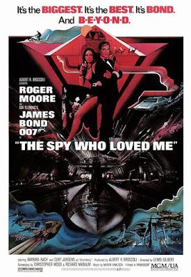 James Bond - 'La espía que me amó'