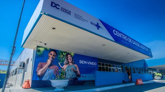 Centro de Audiologia Eurico Miranda - Duque de Caxias