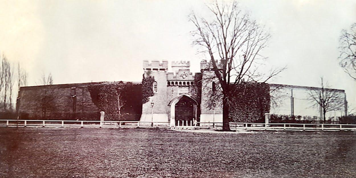 Cambridge Town Gaol