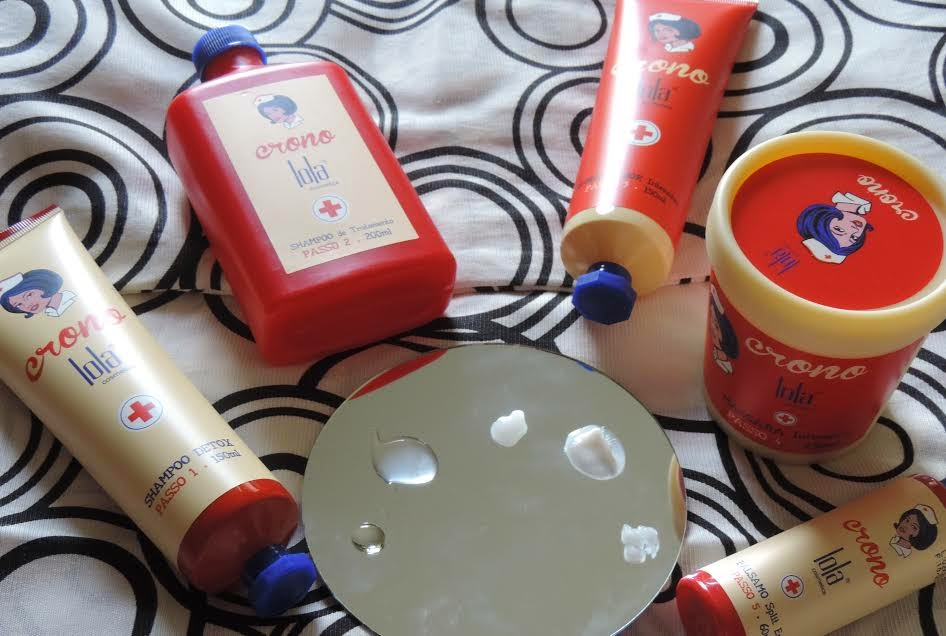 Kit Cronograma Capilar a Lola Cosmetics