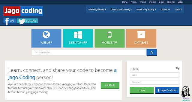 Jago Coding - www.roboticindo.com