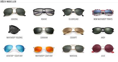 Ray-Ban Erkek Güneş Gözlüğü Modelleri ve Tavsiyeleri