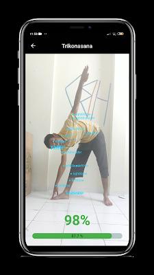 Posenet - Source Code Flutter - Aplikasi Pelatih Yoga