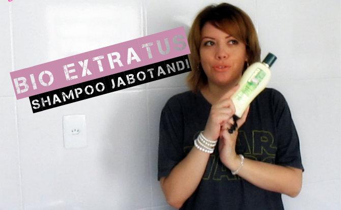 shampoo, resenha,jaborandi, bio extratus,