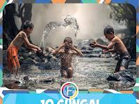 10 Sungai Terpanjang di Indonesia Beserta KM nya! Update Tahun 2020