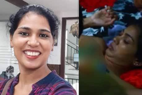 Rehna Fathima Viral Video Allegation   മക്കളെ ഉപയോഗിച്ച് 'ബോഡി പെയിന്റിംഗ്'; രഹ്ന ഫാത്തിമയ്ക്കെതിരേ ക്രിമിനല് നടപടിക്ക് ബാലാവകാശ കമ്മീഷന്